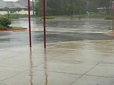 Hurricane Dolly in McAllen, TX