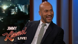 Keegan-Michael Key Got Drunk on Joy at His Wedding