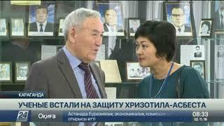 Казахстанские ученые встали на защиту месторождения хризотил-асбеста