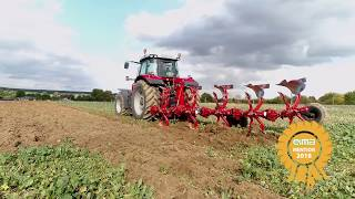 KUHN VARI-MASTER L On Land  - Smart Ploughing