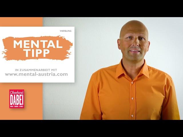 Mental-Tipp Oberland DABEI - 23.06.2021