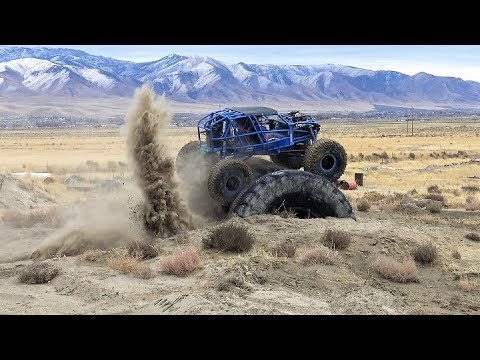 High Desert TopTruck  2017 Obstacle course