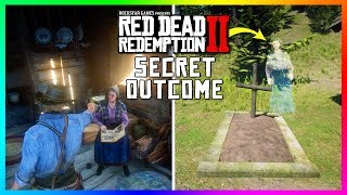 What Happens If You Kill Mama Watson Before Her Sons Arrive In Red Dead Redemption 2? (RDR2 SECRETS)