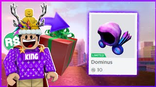 😱 THE GIFTS TURN AND ROBLOX LIMITEDS!