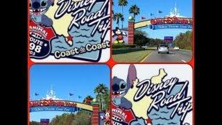 Vlog| 2013 Road Trip To Disney World Thumbnail