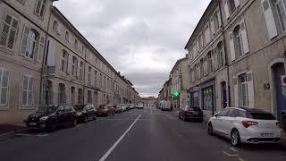 France  Lunéville City center, Gopro / France Pays du Lunévillois Lunéville Centre ville, Gopro