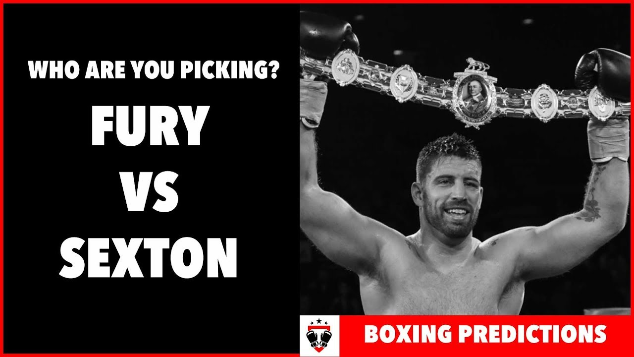 Image result for Sam Sexton vs Hughie Fury live
