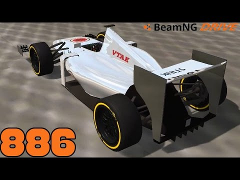 BeamNG Drive I F1 IN CHICAGO #886 [Alpha]