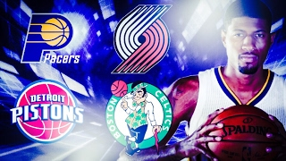 NBA Free Agency Predictions! PAUL GEORGE GETS TRADED TO THE CELTICS!!