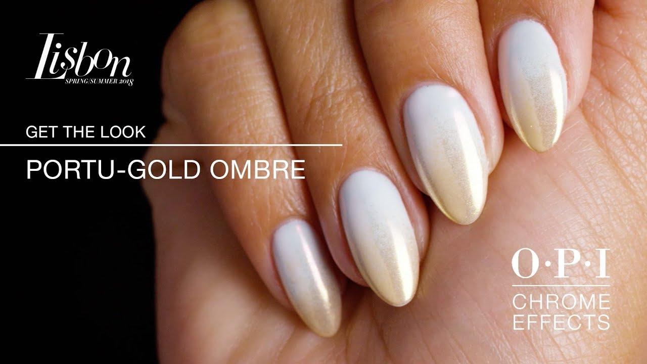 GelColor Nail Art Tutorial: \