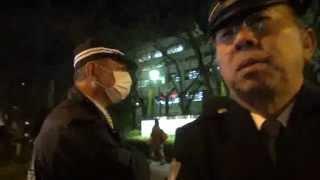20121210 《索引付》北堺署支援&抗議 大阪府警の不当逮捕