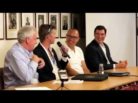 ACREW Monaco Panel Discussion: Learning from Superyacht Owners & Business Leaders