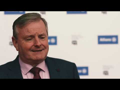 Damien O'Neill, Group Head of Marketing, Allianz