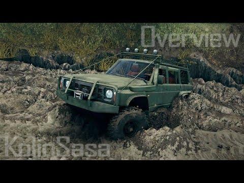Nissan Patrol Y60 v2.0