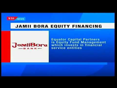 Business Today 6th December 2016 - Jamii Bora Bank benefits from Equity Financing