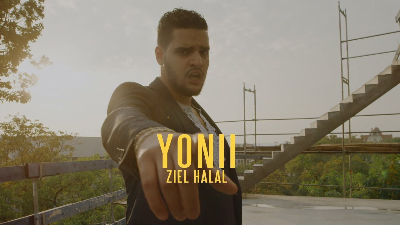 Download YONII - ZIEL HALAL prod. by LUCRY (Official 4K Video)