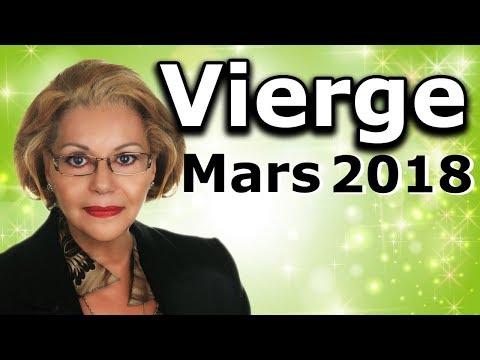 Horoscope Vierge Mars 2018