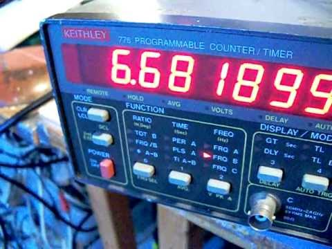 voltage controlled oscillator 50 Hz - 20 KHz
