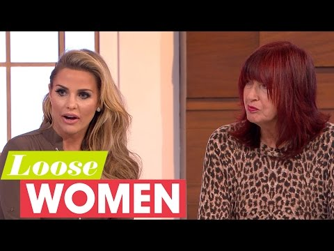 Katie Price Discusses Raising Disabled Son Harvey | Loose Women