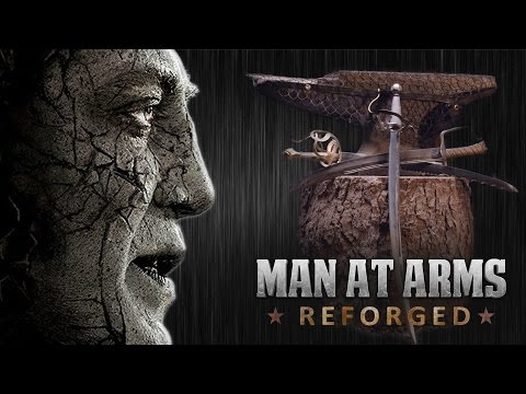 Pirates Of The Caribbean - Cutlass Swords - MAN AT ARMS: REFORGED