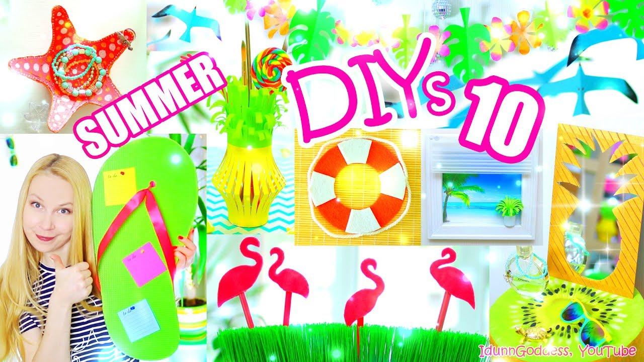 10 diy summer room decor ideas easy and beautiful room for 5 diy summer room decor ideas