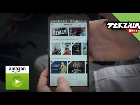 Amazon Prime Instant Video FINALLY Arrives on Android!