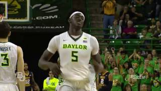 Baylor Basketball (M): Highlights vs. WVU