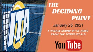 The Deciding Point:  Biggest Takeaways of College Tennis' 2021 Opening Weekend