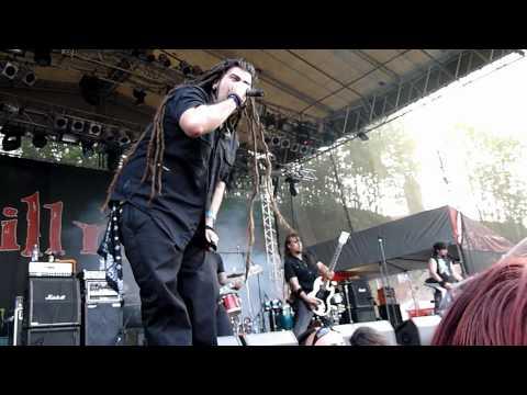 Ill Niño - This Is War (live @ Jaromer - Brutal Assault Fest = 13-08-10)