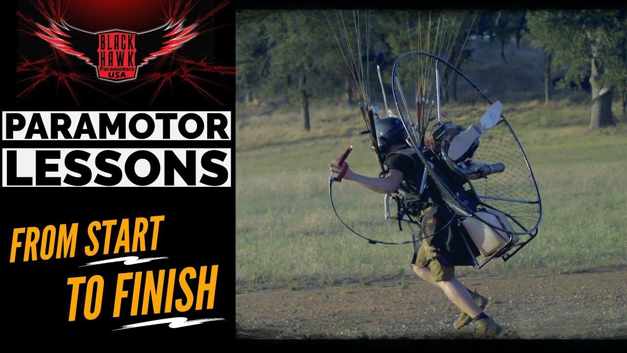 BlackHawk Paramotor - The #1 Selling Paramotor and