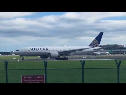 Dublin Airport!! Video From The Irish Aviators