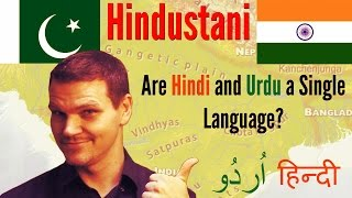 hindustani hindi and urdu a single language