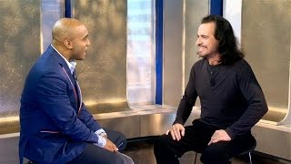 Yanni Interview with WSJ Live: Part 2