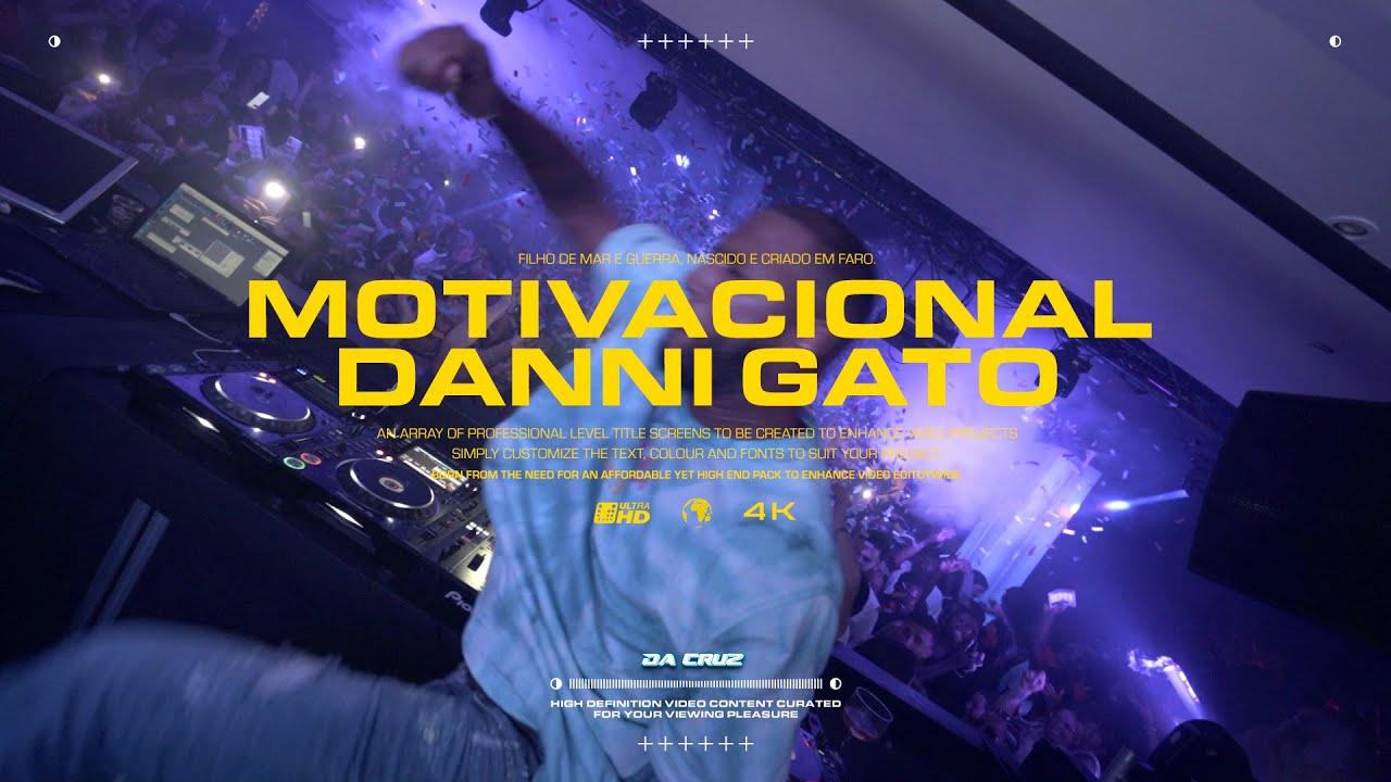 MOTIVACIONAL | Danni Gato (2021)