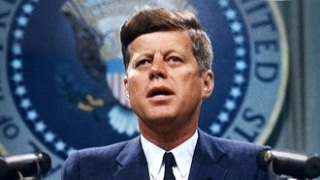 JFK files opened