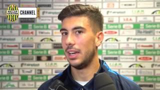 Le principali dichiarazioni del centrocampista gialloblù mattia zaccagni, rilasciate al termine di ascoli-hellas verona (1-4), 9a giornata della serie b cont...