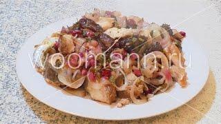 Запеченная рыба в духовке .Рецепты из рыбы толстолобик