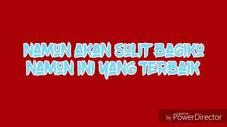 Lirik Lagu Nobitasan-Yang Terbaik..