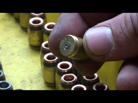Hand Swaged Bullets...Taking casting to the next level