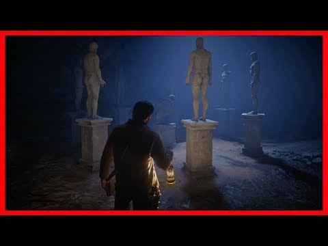 Red Dead Redemption 2 - How To Solve The Strange Statues Puzzle - Fast & Easy Money - HUGE REWARD!