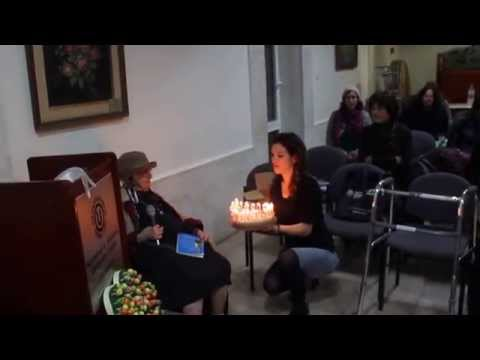 Ray Walker 95th birthday party