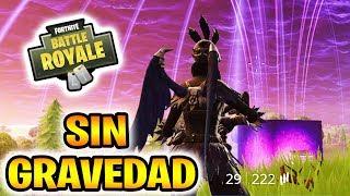 Video de ? EL *CUBO ALIEN* HA CREADO UN CAMPO *SIN GRAVEDAD*  +810 VICTORIAS - FORTNITE Battle Royale