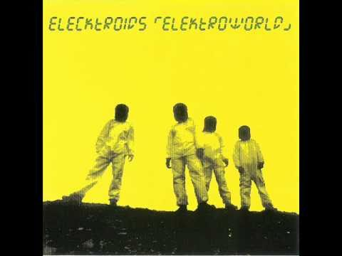 Elecktroids - Mystery World (1995)