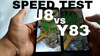 Samsung J8 vs Vivo Y83 | who wins???