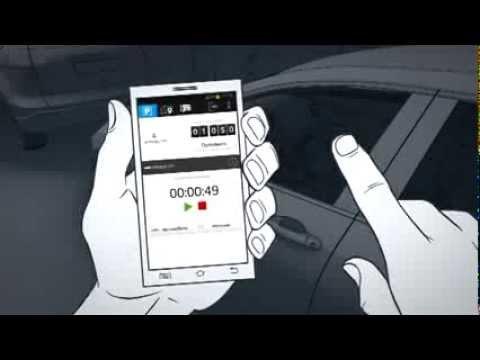 """Мобильное приложение """"Парковки Москвы"""": удобство в твоем кармане!"""