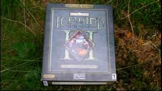 Icewind Dale II Collector's Edition Unboxing (PC) ENGLISH