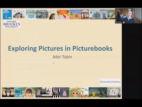 Exploring Pictures In Picturebooks Webinar