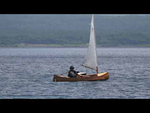 K 170731 Sailing 139 Lake Motosu B