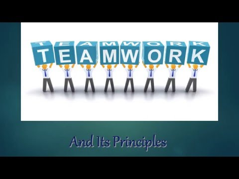 Teamwork Presentation by bigessaywriter.com