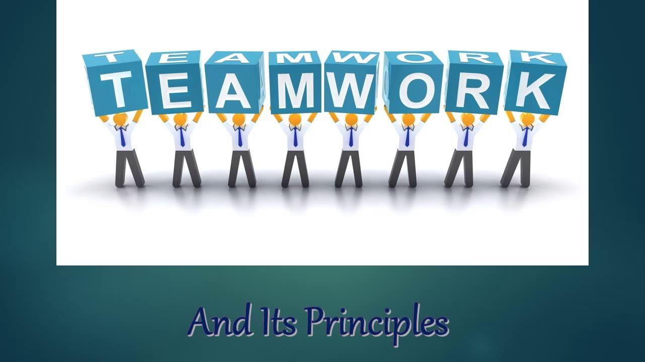 teamwork presentation by bigessaywriter com